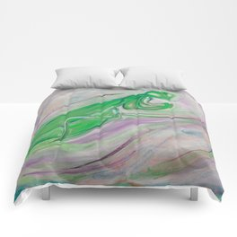 Manny The Praying Mantis Comforters
