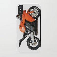 KTM RC8 motorbike Slim Case iPhone X