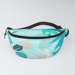 Apple tree zoom in Fanny Pack