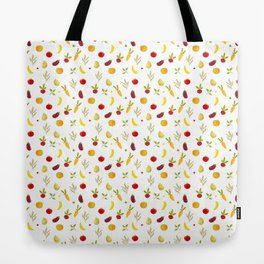vegetable pattern Tote Bag