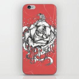 Monster I iPhone Skin