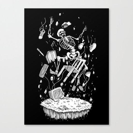 Final Level Canvas Print