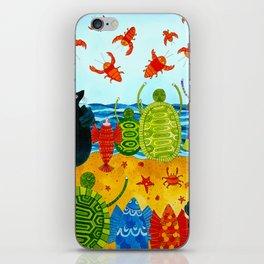 Alice in Wonderland #10 iPhone Skin