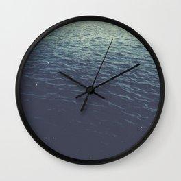 On the Sea Wall Clock