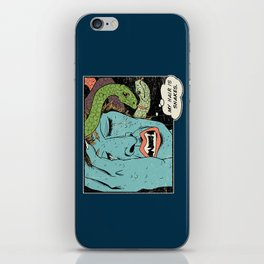 Mythical World Problems iPhone Skin
