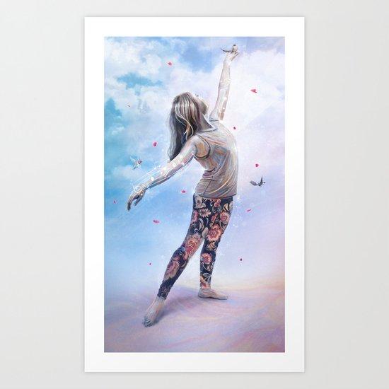Alexandra Art Print