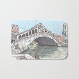 Rialto, Venice Bath Mat