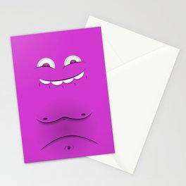 Faces V2 Stationery Cards