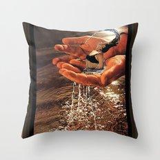 Third Quarter Throw Pillow
