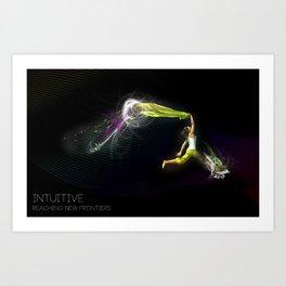 Intuitive Art Print