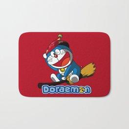 Santa Doraemon 2 Bath Mat