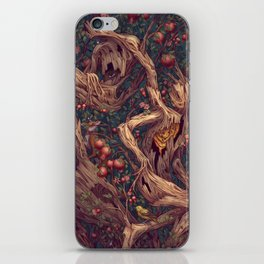 Tree People iPhone Skin