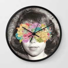 Her Point Of View Wall Clock