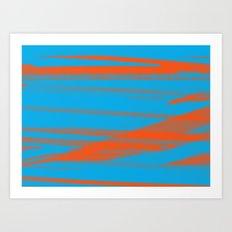 Digital Died/California Art Print