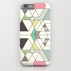 GEOMETRIC SPACE Slim Case iPhone 6s