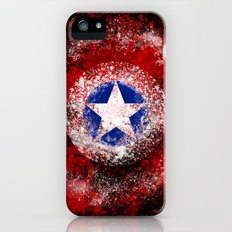 Avengers - Captain America iPhone (5, 5s) Slim Case