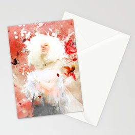 Moon at Noon Stationery Cards