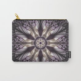 Mysterious mandala of elegance Carry-All Pouch