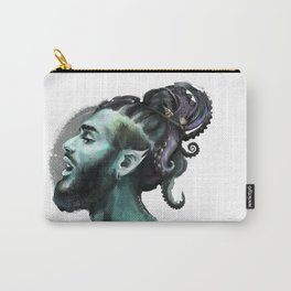 AfroAquaMan Carry-All Pouch