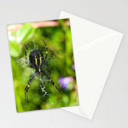 Step into my parlour Stationery Cards