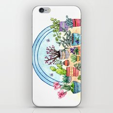 Household Plants iPhone & iPod Skin
