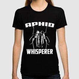 Aphid Whisperer T-shirt