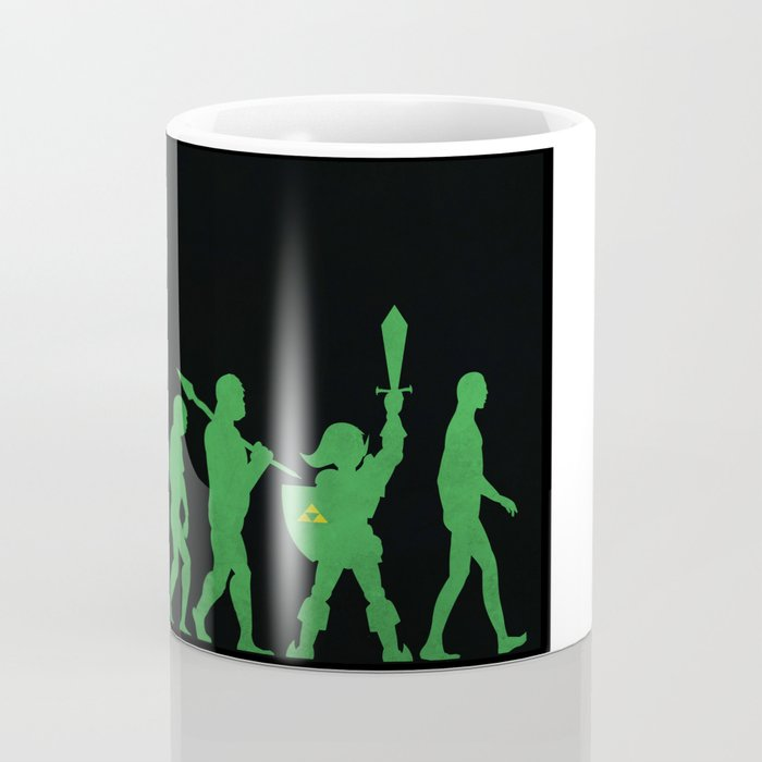 Missing Link Coffee Mug