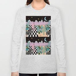Postmodern Desert Dream Long Sleeve T-shirt