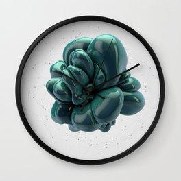 GRAPPH III Wall Clock