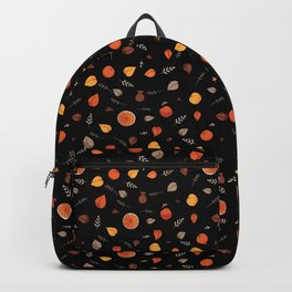 Apple spice (black coffee) Backpack