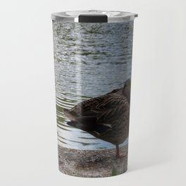 Vienna Schonbrunn Duck Travel Mug