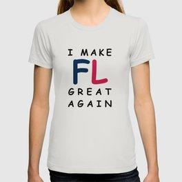 I make Florida great again T-shirt