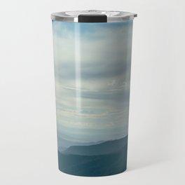 Cedar Breaks Blue Travel Mug