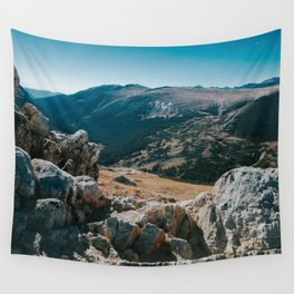 MOUNTAIN AIR Wall Tapestry