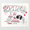 Midcentury Recipes Make Sweet And Lovely Vintage Desserts by sunnybunny