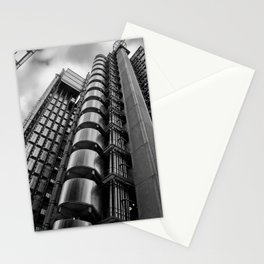 Lloyds Of London Building England Stationery Cards