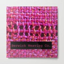 Autumn pinks Metal Print