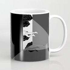 The edge of the world Mug