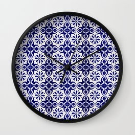 Tiles - IV Wall Clock