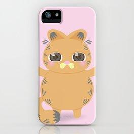 Garfield iPhone Case