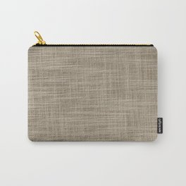Gunny cloth Carry-All Pouch