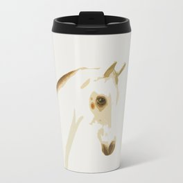 Horse with Spots Travel Mug