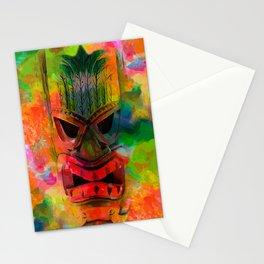 Tiki Kara Stationery Cards