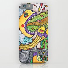 Become One With Nature iPhone 6s Slim Case