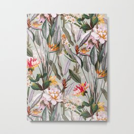Magical Garden XIV Metal Print