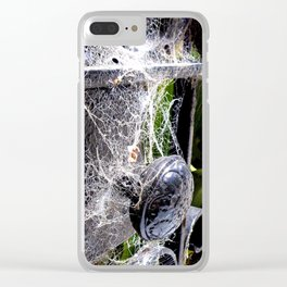 Only If You Dare Clear iPhone Case