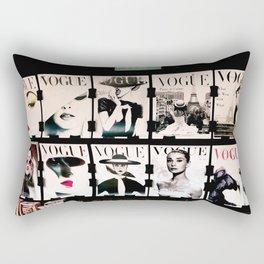 Blue Palomino — Paris Rectangular Pillow