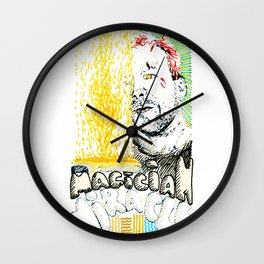 Korben Dallas Wall Clock