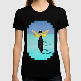 Floating Your Cares Away T-shirt