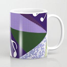 Don't color Block me! Coffee Mug